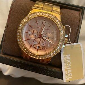 Michael Kors Gold Female Watch